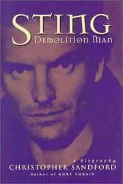 Sting: Demoliton Man