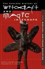Witchcraft and Magic in Europe, Volume 3 : The Middle Ages by  Stuart Clark [General Editors])  Catharina Raudvere (Bengt Ankarloo - First British Edition, First Printing - 2002 - from GatesPastBooks and Biblio.com