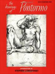 The Drawings of Pontormo (Master Draughtsman Series)