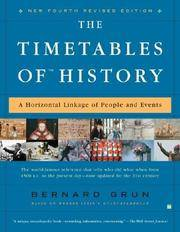 image of The Timetables of History: A Horizontal Linkage of People and Events