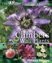 image of Climbers and Wall Plants (Hillier Gardener's Guide)