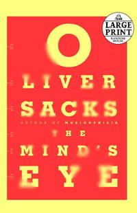 The Mind's Eye. [LARGE PRINT paperback].