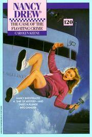 The Case Of The Floating Crime 120 Nancy Drew
