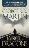 image of A Dance with Dragons (HBO Tie-in Edition): A Song of Ice and Fire: Book Five: A Novel