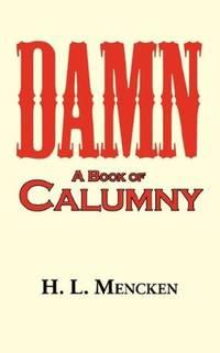Damn a Book Of Calumny