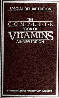 The Complete Book of Vitamins.