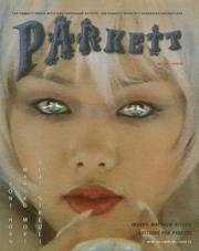 Parkett #53 by  Elisabeth  Wolfgang;Peyton - First American Edition - 1999 - from P. C. Schmidt, Bookseller and Biblio.com