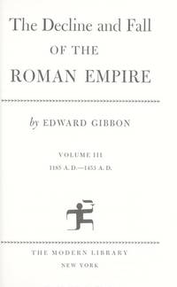 image of Decline and Fall of the Roman Empire Vol. 2 : The History of the Empire from A. D. 180 to A. D. 395