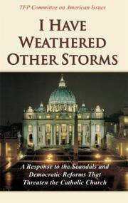 I Have Weathered Other Storms: A Response to the Scandals and Democratic Reforms that Threaten...