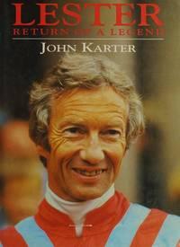 Lester: Return of a Legend Karter, John by  John Karter - Hardcover - 1992-10-08 - from Re-Read Ltd (SKU: B0135007)
