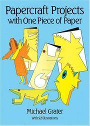 Papercraft Projects With One Piece Of Paper