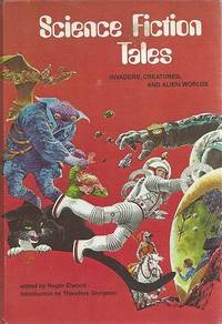 Science Fiction Tales - Invaders, Creatures and Alien Worlds