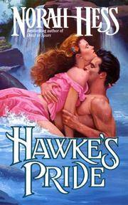 image of Hawke's Pride (Leisure historical romance)