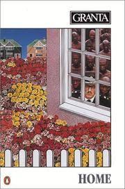 Granta 23, Spring 1988: Home