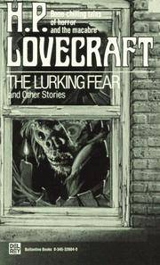 The Lurking Fear  Other Stories