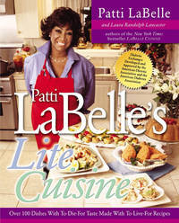 Patti LaBelle's Lite Cuisine by PATTI LA BELLE and LAURA RANDOLPH LANCASTER