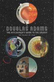 image of The Hitchhiker's Guide to the Galaxy : The Trilogy of Four