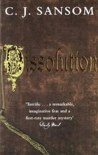 image of Dissolution (Shardlake Series)