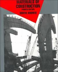 MATERIALS OF CONSTRUCTION : Fourth Edition
