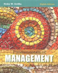 Fundamentals of Management (8th US Edition)