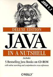 image of Java in a Nutshell, Deluxe Edition (In a Nutshell (O'Reilly))