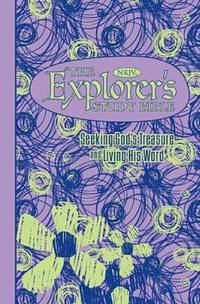 The Explorer's Study Bible - Purple: Seeking God's Treasure and Living His Word