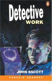 Detective Work (Penguin Readers, Level 4)