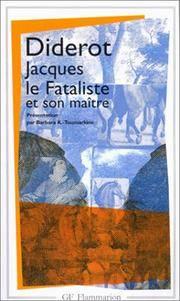 JACQUES LE FATALISTE ET SON MA