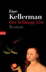 Der Schlange List by  Faye Kellerman - Paperback - 2001 - from International Bookshop (SKU: 1717)