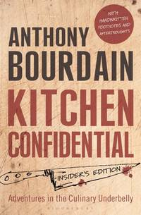 Kitchen Confidential by  Anthony Bourdain - Paperback - from Russell Books Ltd (SKU: R9781408845042)