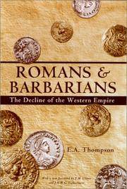 Romans and Barbarians: The Decline of the Western Empire by E. A. Thompson - Paperback - 2002 - from Revaluation Books (SKU: x-0299087042)