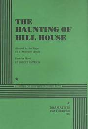 The Haunting of Hill House.