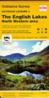 image of Outdoor Leisure Maps: English Lakes - North Western Area Sheet 4