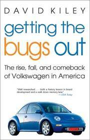 image of Getting the Bugs Out: The Rise, Fall, and Comeback of Volkswagen in America (Adweek Books)