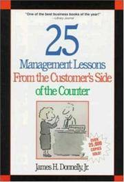 25 Management Lessons From The Customers Side Of The Counter