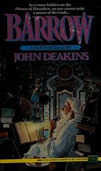 Barrow by  John Deakins - Paperback - First Edition - 1990 - from Patricia Tucker (SKU: 000922)
