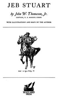 image of Jeb Stuart