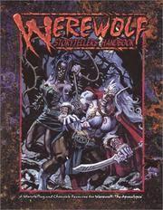 *OP Werewolf Storytellers Handbook Revis