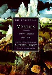 The Essential Mystics The Soul's Journey into Truth