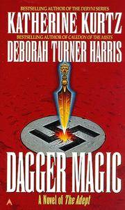 Dagger Magic : A Novel of The Adept (Adept Ser. #4)