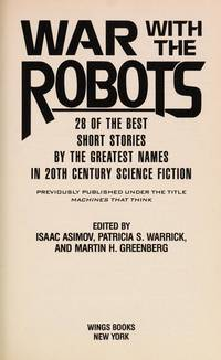 image of War With the Robots