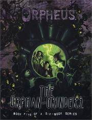 Orpheus The Orphan-Grinders by White W0Lf - Paperback - 2004-02-23 - from Ergodebooks (SKU: DADAX1588466043)