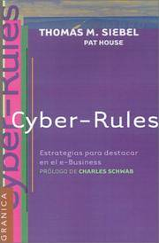 image of Cyber-Rules (Spanish Edition)