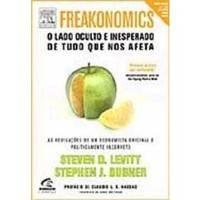 image of Freakonomics: o Lado Oculto e Inesperado de Tudo que nos Afeta