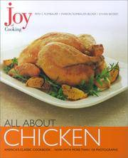image of Joy of Cooking: All About Chicken