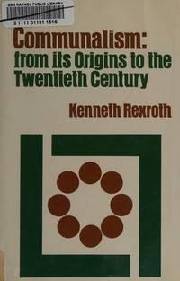 image of COMMUNALISM:  From Its Origins to the Twentieth Century