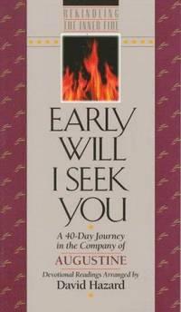 Early Will I Seek You