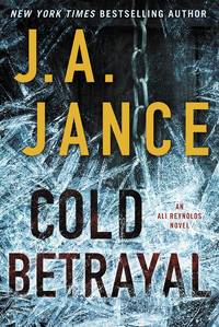 Cold Betrayal: An Ali Reynolds Novel (Ali Reynolds Series)