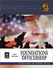 MSL 101 Foundations of Offership Textbook