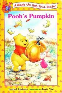 A WINNIE THE POOH FIRST READER by  ISABEL GAINES - Paperback - 1ST EDITION - 1998 - from Goodiesforyou (SKU: 9785662495)